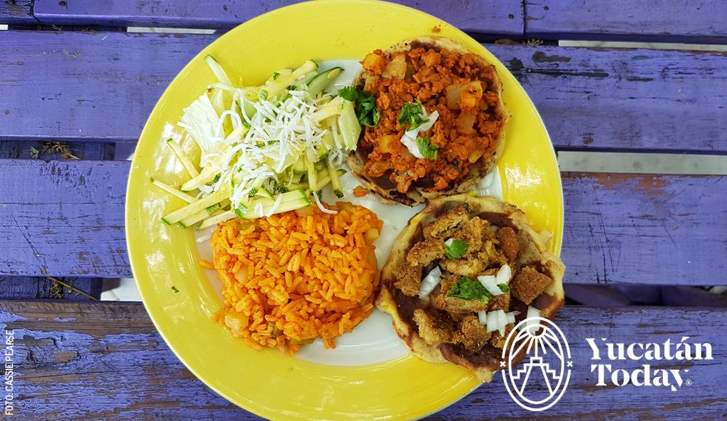 Livin' La Vida Vegan in Mérida