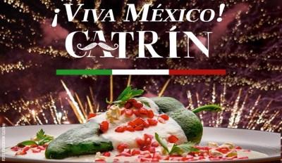 Chile en Nogada en Catrin