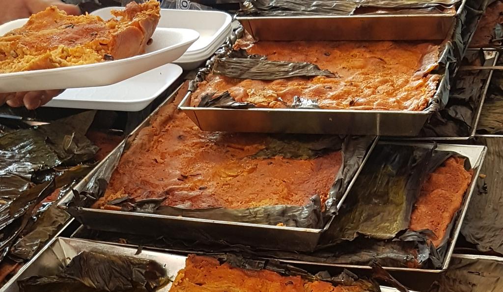 Comida Para las Almas en Hanal Pixán