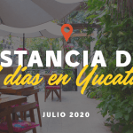 Estancia de Siete Días: Julio 2020
