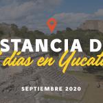 Estancia de Siete Días: Septiembre 2020