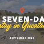 Seven Day Stay: September 2020