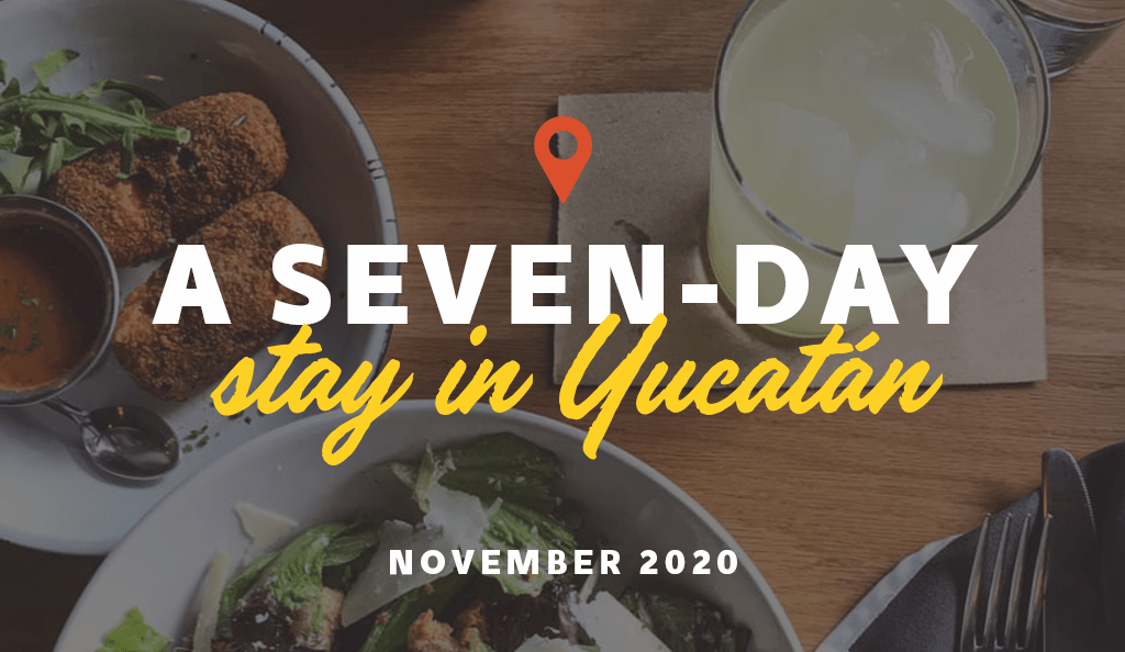 Seven Day Stay: November 2020