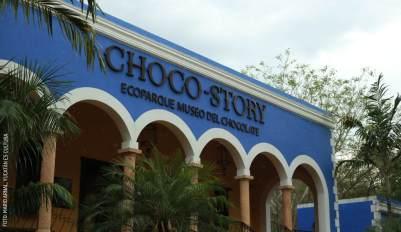 Choco Story Uxmal Museo del Chocolate by Mario Arnal, Yucatán es cultura IMG_2981