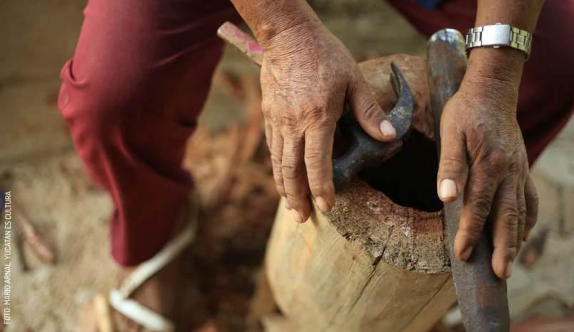 Mirador de Muna artesano madera by Mario Arnal, Yucatán es cultura IMG_2654