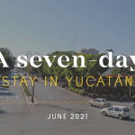 A Seven-Day Stay: June 2021