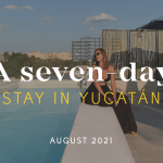 A Seven-Day Stay: August 2021