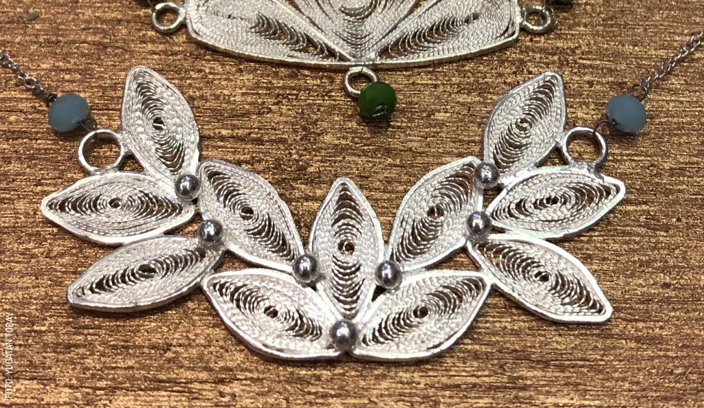 Souvenir Shopping: Silver and Honey
