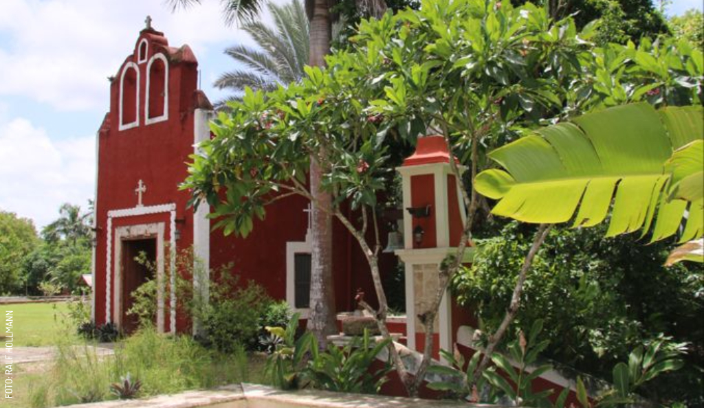 Relaxing in the Yucatecan Countryside: Tecoh and Hacienda Sabacché