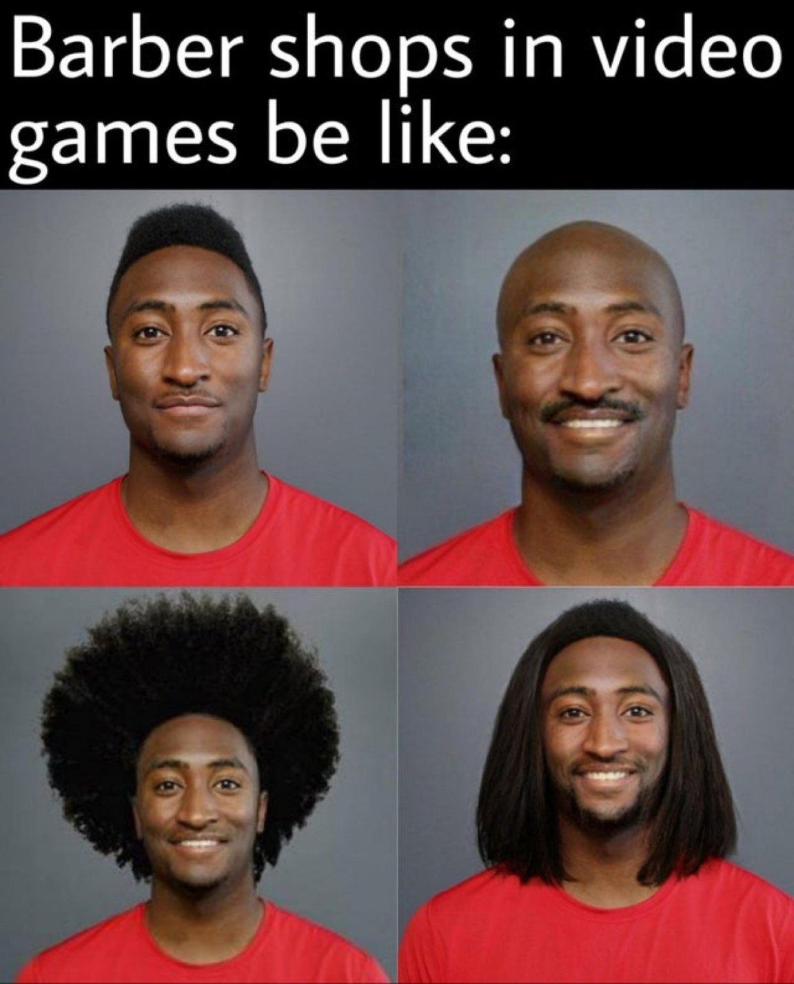 MKBHD on them haircut memes