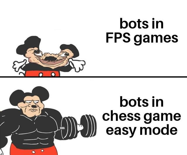 Bots are Bots