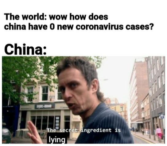 It's the secret ingredient