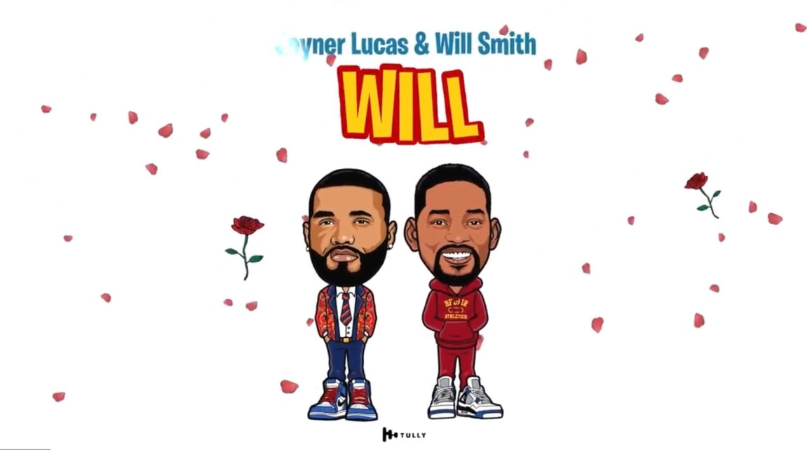 Joyner Lucas & Will Smith Remix and Meet Up - Cool Beans