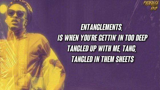 August Alsina - Entanglements (Lyrics) ft. Rick Ross