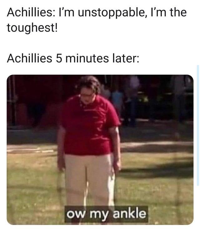 AHHHH Ive fallen