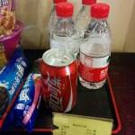 中国のコカコーラとOREO