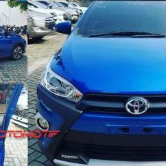 Toyota Yaris Trd Sportivo 2017 Varian Warna Grand New Avanza Yudakusuma Com Heykers