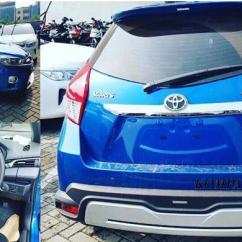 Toyota Yaris Heykers Trd Sportivo Kamera Parkir Grand New Veloz Spyshot 2017, Sosok Dengan ...