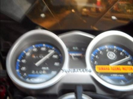 top speed vixion yudibatang