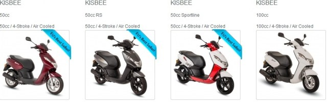 peugeot scooter kisbee