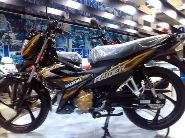 SUZUKI Raider J 110