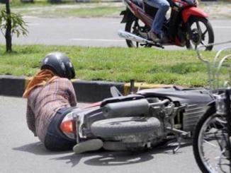 Enggan berurusan dengan polisi bila mengalami atau melihat kecelakaan kecil