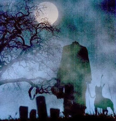 hantu tanpa kepala alas roban