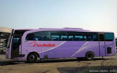 bus nusantara Tegal semarang