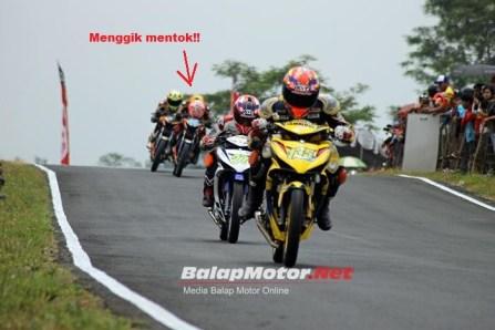 Race-1-UB150-IRRC-balapmotor