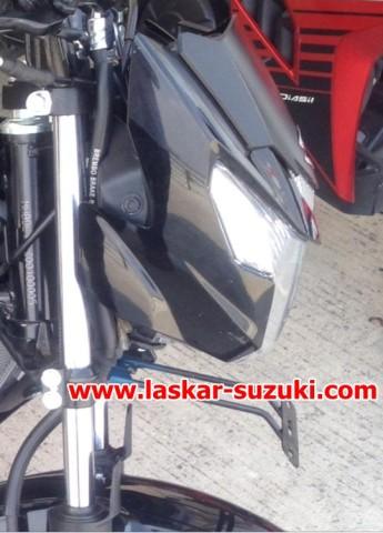 All New Suzuki Satria Fu Fi beradiator 1
