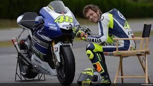 Rossi with M1