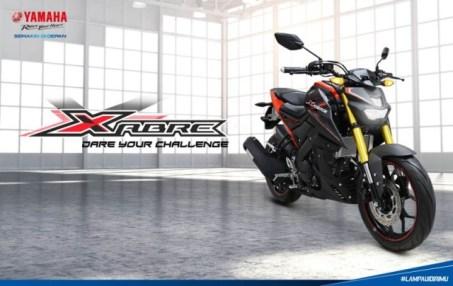 Yamaha Xabre 150cc