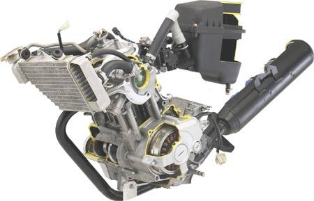 mesin yamaha vixion