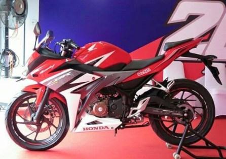 All New Honda CBR150R 2016