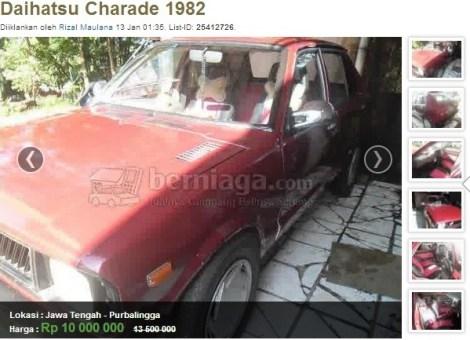 charade murih-82-dijual