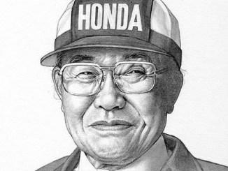 Masa kecil Soichiro Honda