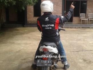 biker akan bermatik ria