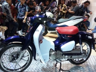 Harga Honda Super Cub C125