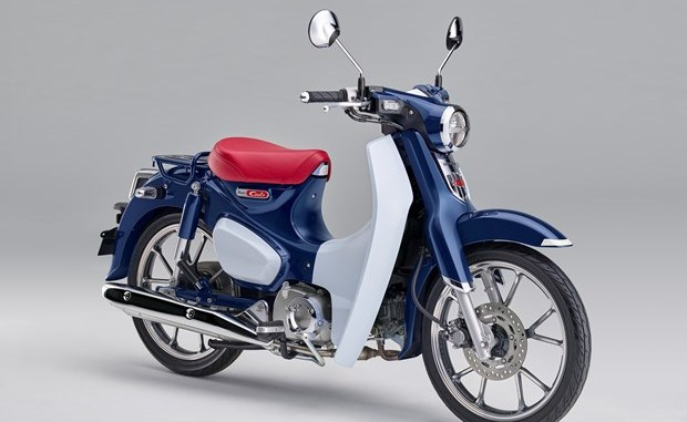 Spek Honda Super Cub C125