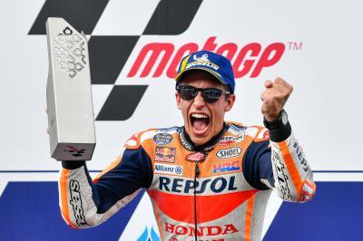 Marquez bisa mengunci gelar juara