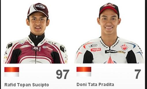 Catatan dua pembalap Indonesia yang pernah di moto2 sebelum Dimas
