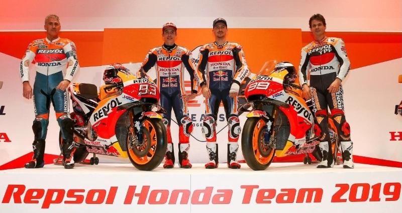 Sejarah Repsol dan Honda, kolaborasi paling solid di Motogp