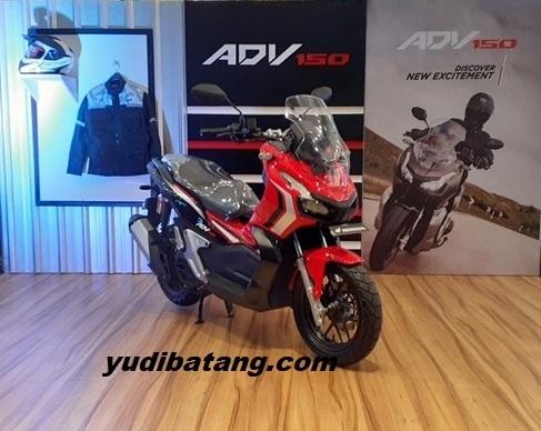 Honda ADV150 di Solo