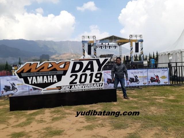 maxiday yamaha dieng 2019