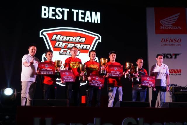 honda dream cup 2019