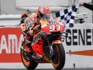 Marquez juara motogp valencia