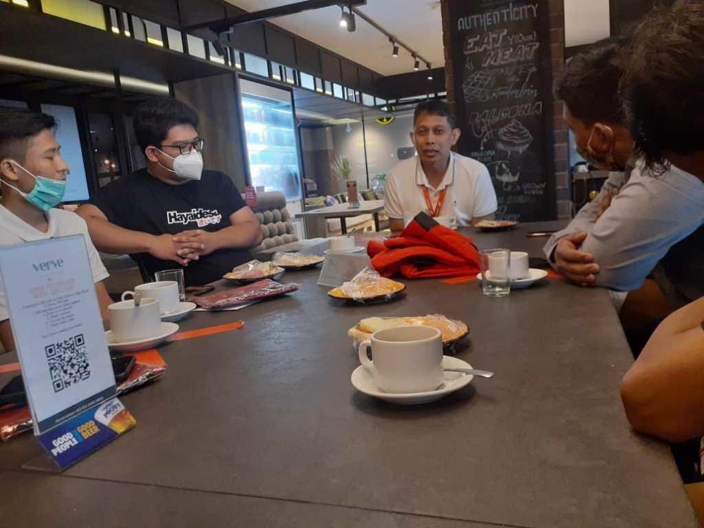 Kopdar Blogger dan Vlogger Jateng
