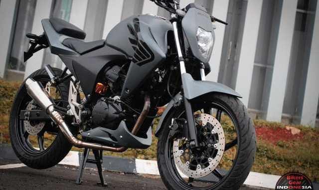 Honda megapro koperasi modif