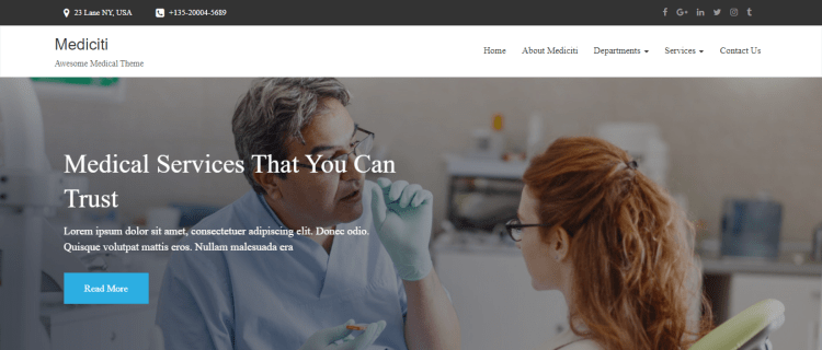 MedicitiLite-medical-responsive-Yudleethemes