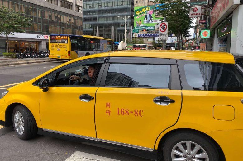 LINE TAXI 計程車